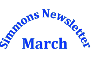 March Newsletter - article thumnail image