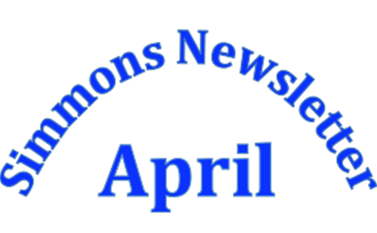 April Newsletter - article thumnail image